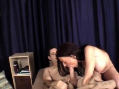 Big Tits Milf Sex With Creampie