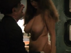 Lucky Old Man And Big Tits Teen