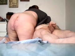 Fat And Mature Bbw Getting Her Plump Pussy Banged