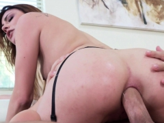 Adria Rae anal fucking