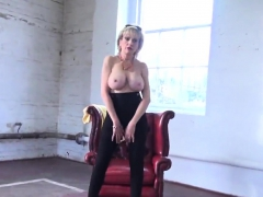 unfaithful english milf lady sonia shows off her large hoote