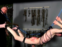 Boy Shirtless Bondage Gay Master Sebastian Kane Has The