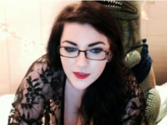 Pale Skin Chick Webcam 2