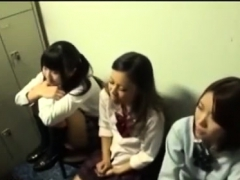 Hot Japanese Group Sex