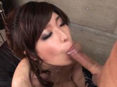 Busty And Oiled Up Woman Ai Okada - More At Javhd.net