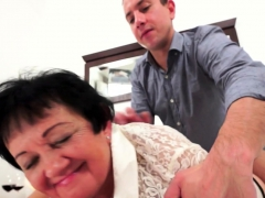 pussylicked euro grandma fucked until cumshot granny sex movies