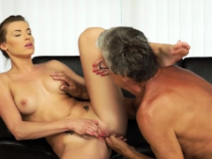 Daddy4k. Young Slut Always Wanted To Have Fun With...