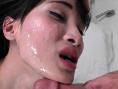 Asian Tranny Face Spermed