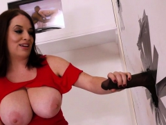 Big Tits Milf Fetish With Swallow