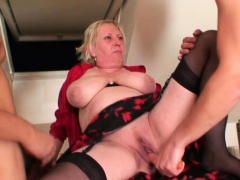 nasty-old-granny-spreads-legs-for-two-dicks