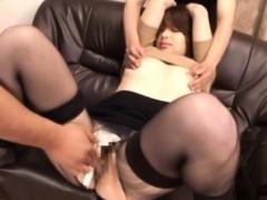 Oriental Milf Loves A Random Boy Fucking Her Pussy And Arse