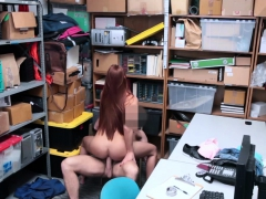 Lp Officer Banging The Czech Shoplyfter Ornella Morgan