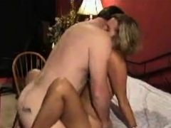 Wife Loving His Cock Inside Her | Porn Bios