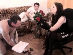 Massiv Cuckold Humiliation