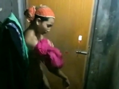 Girl In Shower Capature By Neighbour