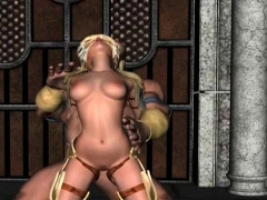 sexy animated babe gets rammed from behind PornBookPro