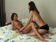 Sexy Lesbian Beauteous Hotties Like Toys