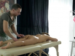Massage And Orgasmic Eruption
