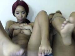 hottest-amateur-ebony-19yo-teen-strips-on-webcam