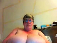 mega boobs bbw mature