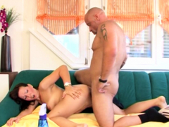 bald-old-dude-gets-lucky-with-a-beauty