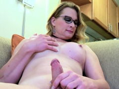 spex-tranny-wanks-hard-cock-after-interview