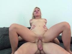 german scout – seduce hot slut gabi gold to fuck at casting