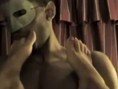 masked white wife with masked black lover