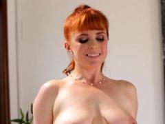 redhead milf queening slut masseuse PornBookPro