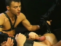 Gay Anal Fist And Bisexual Fisting It's A 'three-for-all'