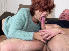 step-son-seduce-ugly-hairy-grandma-to-fuck-and-swallow-cum