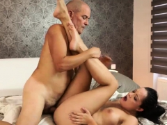 Daddy Helps Companion' Crony's Daughter With Anal If You