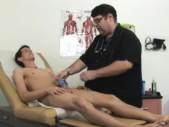 Free Big Dick Gay Doctor Porn I Had Him Sit On The Exam