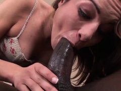 Freaky Flexible Babe Destroyed By Black Dick