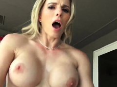 freaky mom and milf christmas money first time cory chase