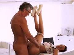 Old Young Creampie Finally She's Got Her Chief Dick New Porn