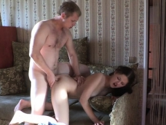 Incredibly smutty playgirl lastly gets awarded with cumshots