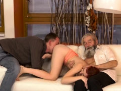 Old Milf Teacher Chubby Unexpected Experience With An