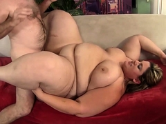 bbw erin green gets muffin drilled well