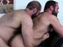 Big Bears Flip Fucking Raw