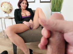 thick brunette milf ryder skye in stepmother sex sessions
