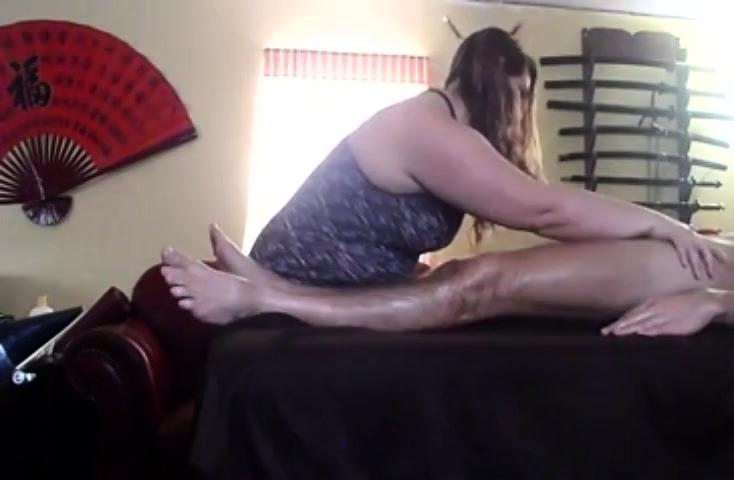 Real Hidden Massage Fuck
