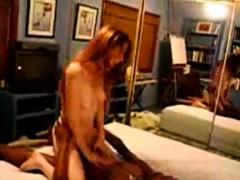 homemade interracial bang filmed by boyfriend