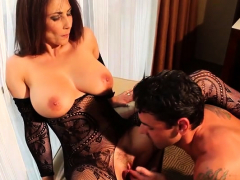 brunette-milf-hardcore-with-facial