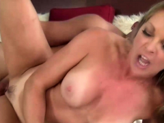 big cock for blonde milf