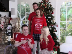 amateur taboo couple heathenous family holiday card