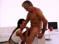 Old4k. Sexy Worker Finally Gets Chance To Make Love With… Porn Video