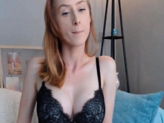 slim white babe fuck her cunt with dildo