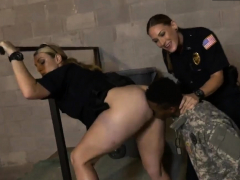 Black Girl Anal Fake Soldier Gets Used As A Fuck Toy