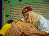 Hawt andrea b fingered and drilled hard